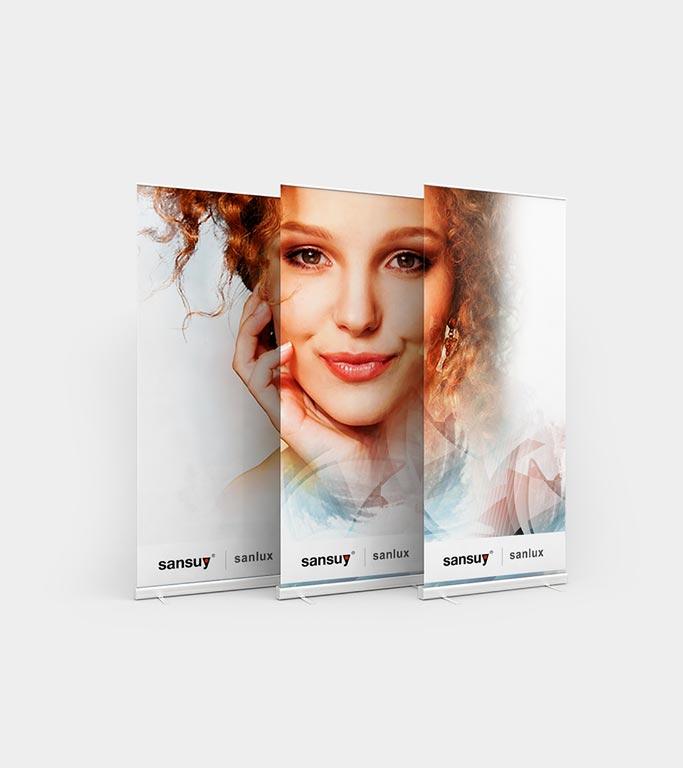 Sanlux - Produtos para comunicação visual